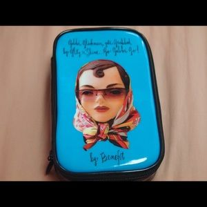 Benefit GABBI cosmetic pouch